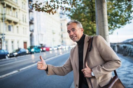 Transport à la demande avec chauffeur privé sur la région de Mulhouse